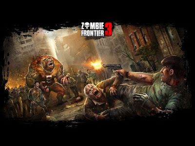 Download Zombie Frontier 3 Mod APK v1.96 Update (Unlimited Money) Terbaru 2017 Gratis