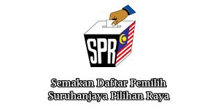 Semakan Online Daftar Pemilih Dan Lokasi Mengundi