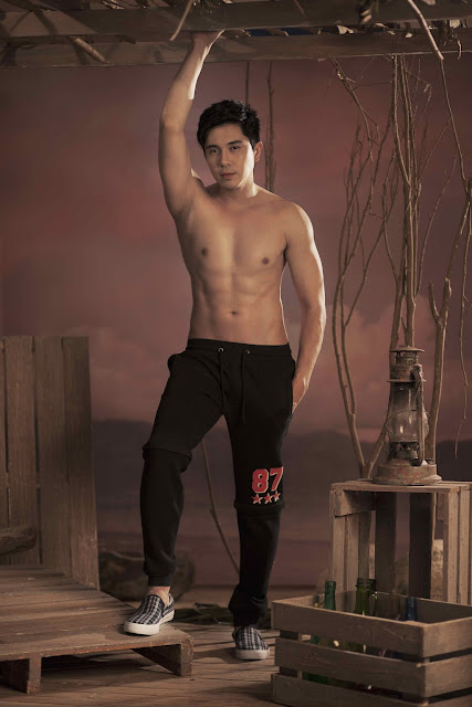 Paulo Avelino's Bench Summer 2016 photo is smokin' hot