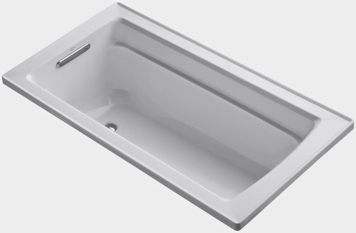 Top rate soaking bath tub | Most Popular ...: Kohler Drop ...