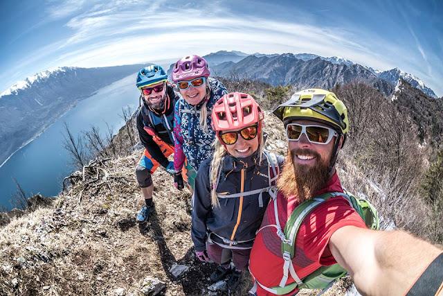 foto spots gardasee riva del garda monte guil mtb mountainbike