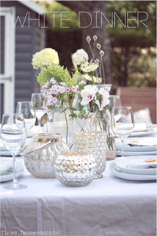 white dinner blog event