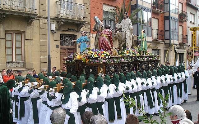 عيد الفصح المجيد في إسبانيا - Semana Santa