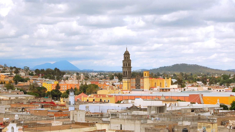 Cidade de Puebla   México