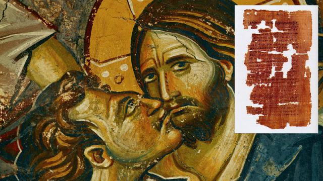 Gospel Of Judas Censored By Mainstream Christianity Because It Rewrites History
