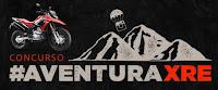 Concurso #AventuraXRE Honda XRE300