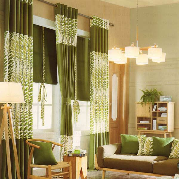 Personable Elegant Living Room Curtains Exterior ...