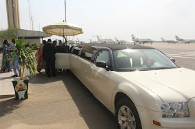 Òní arrives Abuja for Tinubu birthday celebration in Grand style