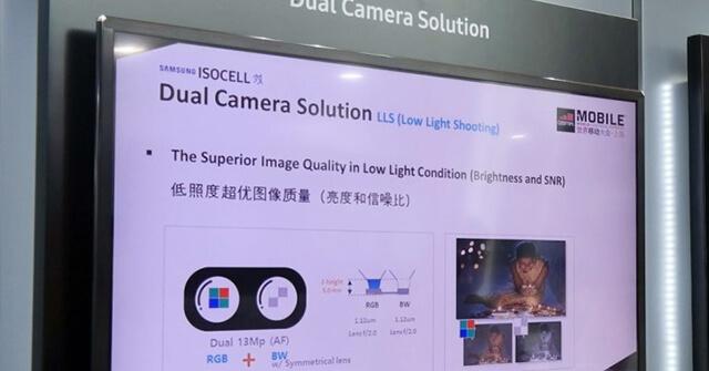 هواتف سامسونج الجديدة بسعر رخيص ستحصل على أقوى الكاميرات ISOCELL Dual !