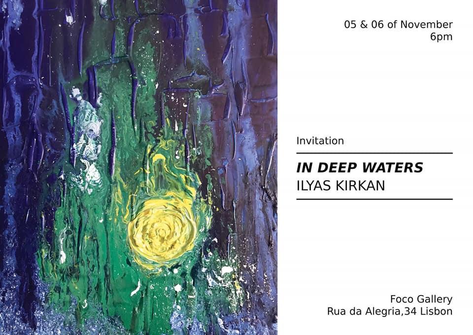 In Deep Waters Ilyas Kırkan