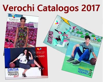 Nuevos Catalogos Verochi 2017