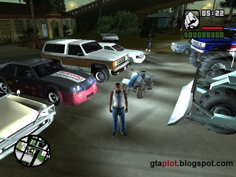 CHEATS PASWORD GTA SAN ANDREAS PC LENGKAP BAHASA INDONESIA ...