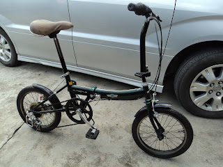 the right bike store 16 6 speed imported used folding bicycle from japan mini cooper