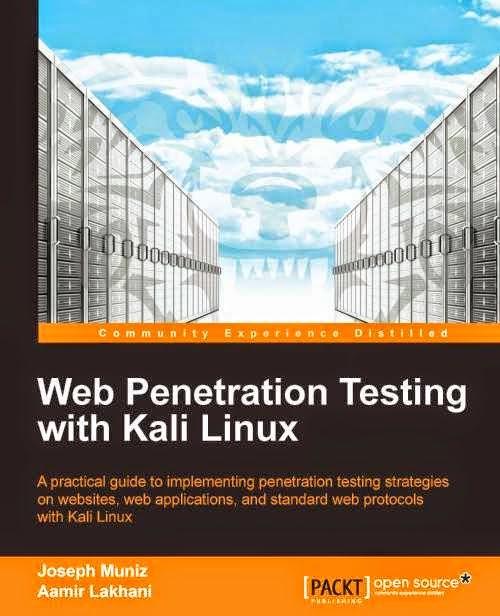 Web Penetration Testing com Kali Linux