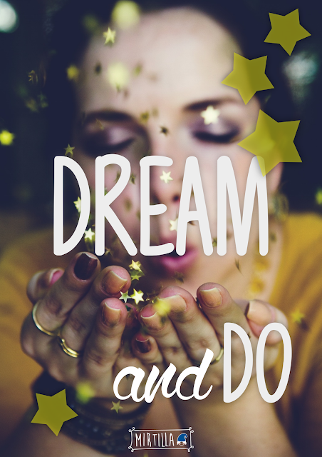dream and do quote