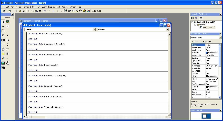 Visual Basic Code Download