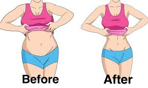 How to lose belly fat in short time with the Simple Exercise?