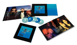 Nirvana Nevermind 20th anniversary art sound wax digger coffret picture image anniversaire
