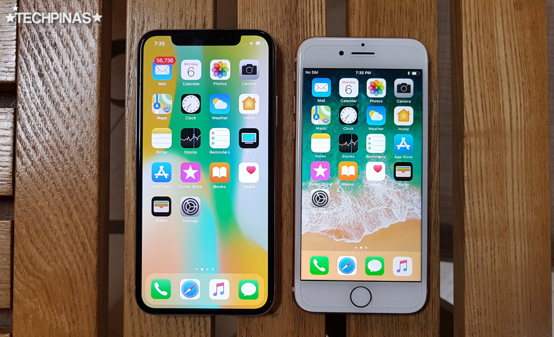 Apple iPhone X vs Apple iPhone 8 Comparative Review, Side by Side