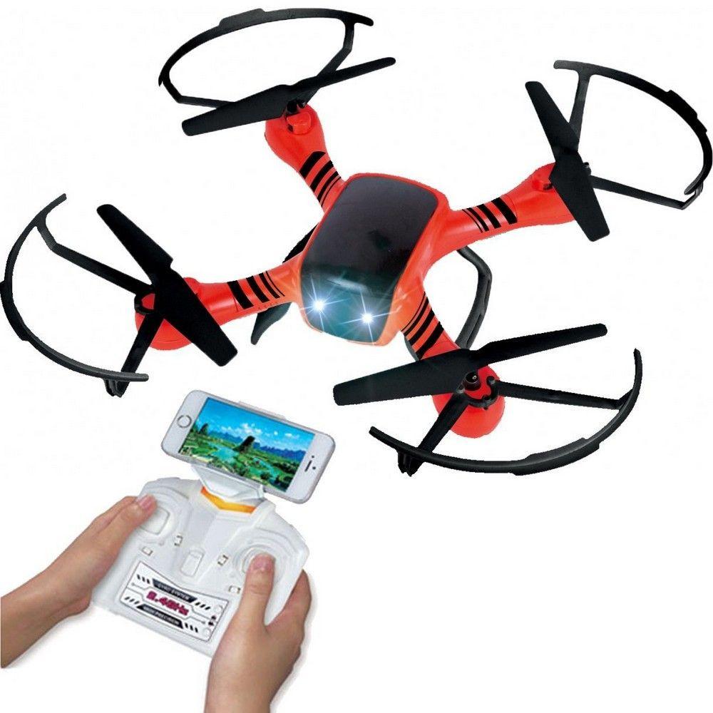 Spesifikasi Helicute X-Drone Scout - Drone dengan Video