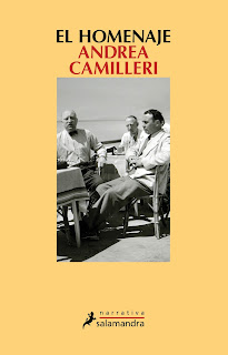 El homenaje / Andrea Camilleri