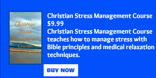 Christian stress management course