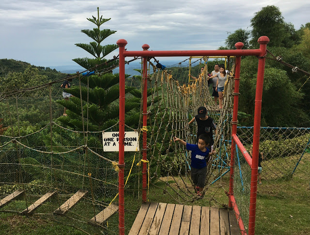 Obstacle Course. West 35 is situated in Barangay Gaas, Balamban, Cebu