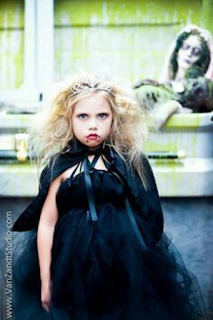 Déguisement Halloween vampire facile blog www.unjourmonprinceviendra26.com