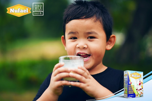 Susu Kambing Nufael Pilihan Ibu bapa Masa Kini, Susu Kambing,