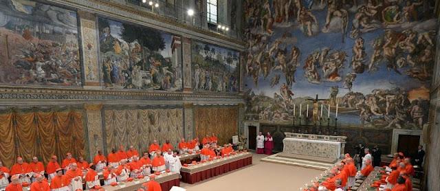 Informações sobre a Capela Sistina no Vaticano em Roma