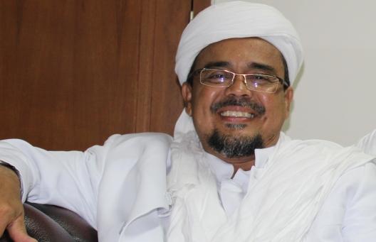 Habib Rizieq Juga Diundang Hadiri Pidato Raja Salman di DPR