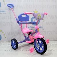 PMB 921 sandaran pengaman tongkat sepeda roda tiga bmx