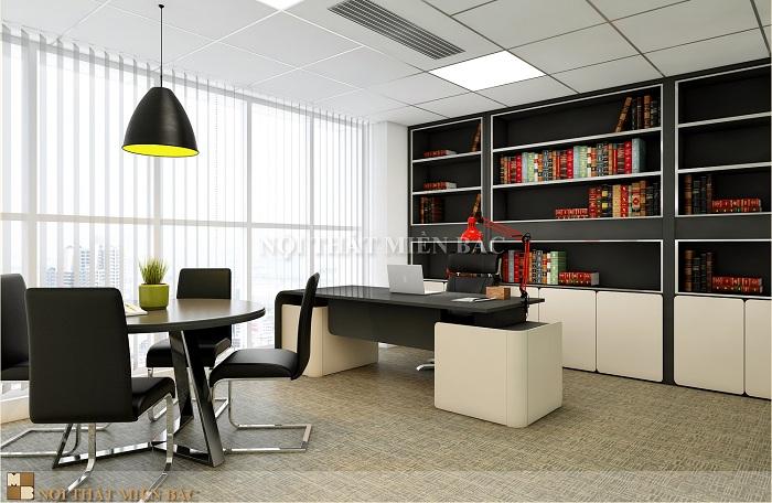 Tư vấn thiết kế nội thất văn phòng hiện đại