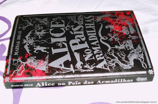 Resenha, livro, Alice no País das Armadilhas, Mainak Dhar, trechos, Unica, trilogia