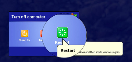 Why do most of the Problems Recover when Restarting the Computer? netkiduniya