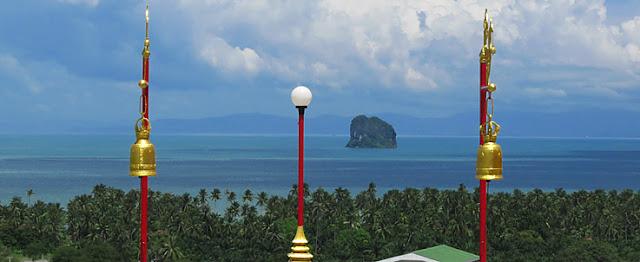 View from Wat Khao Suwan Pradit