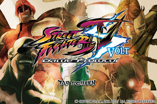 -GAME-STREET FIGHTER IV Volt