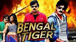 Bengal Tiger 2015 Hindi Dubbed Full Movie Download 400mb HDTV 480p