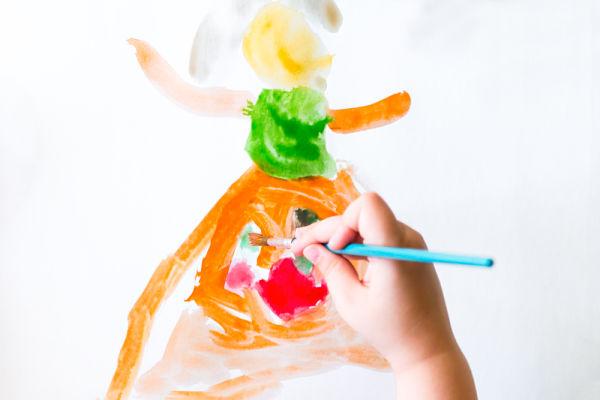 HOMEMADE LIQUID WATERCOLORS (easy recipe!) #paintrecipe #homemadeliquidwatercolorpaint #homemadeliquidwatercolors #homemadewatercolorpaint #homemadewatercolors #homemadepaintrecipe #homemadepaintkids #paintrecipeforkids