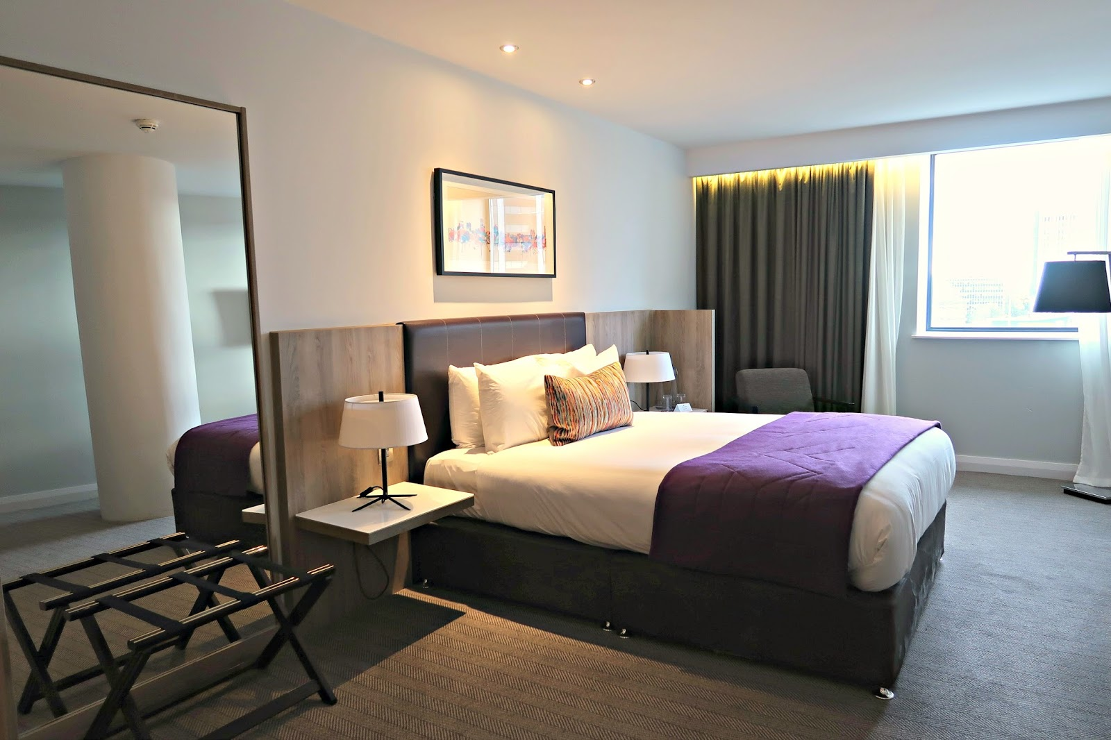 Park Regis Hotel Birmingham Luxury Blog Review Executive Room