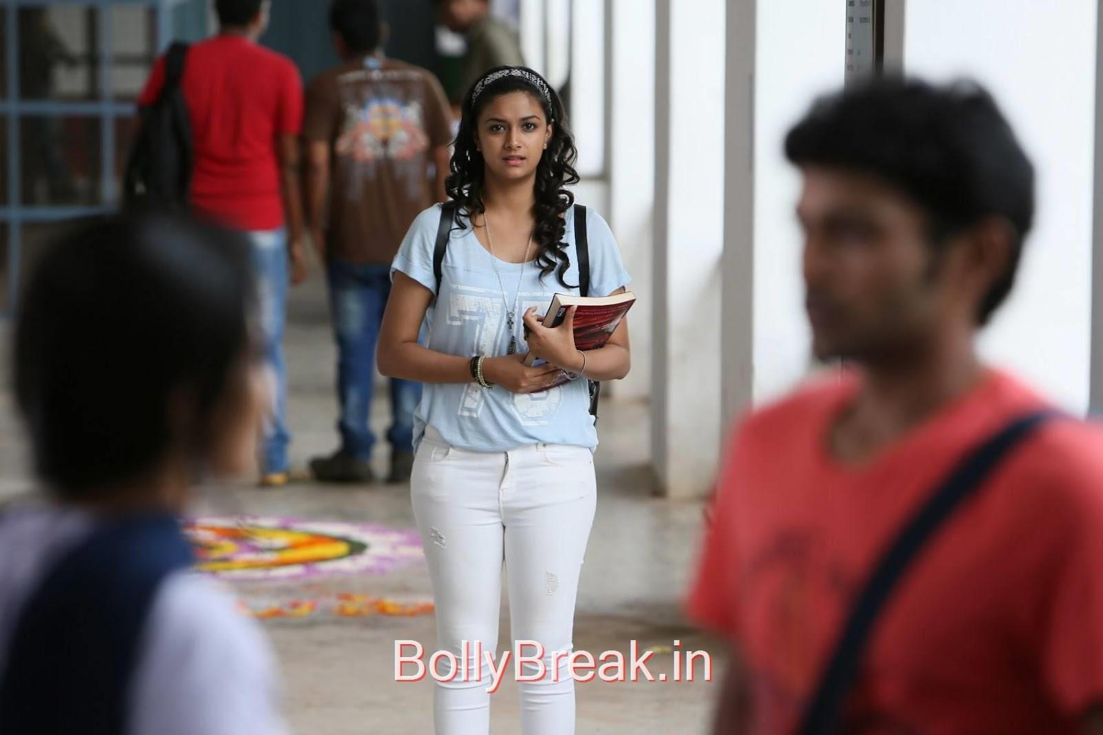 Keerthi Suresh images, Keerthi Suresh Hot Stills From Idhu Enna Maayam Tamil Movie