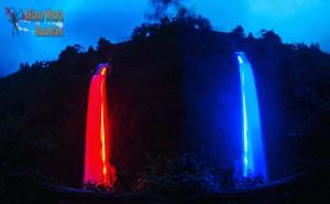 Tips Menikmati Keindahan Wajah Baru Wisata Gunung Galunggung Di Malam Hari