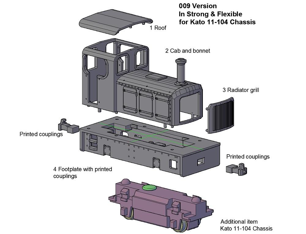 Model Engine Works – Kato Engine Diagram