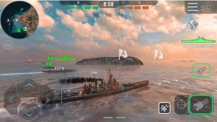 Warships Universe Mod Apk+Data 0.7.2 (Unlimited Money)