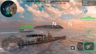 Warships Universe Mod Apk+Data