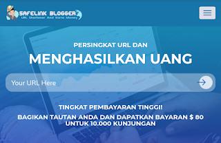 safelinkblogger, safelink, blogger, short, short url, url, short link, link url, pemendek url, pemendek link