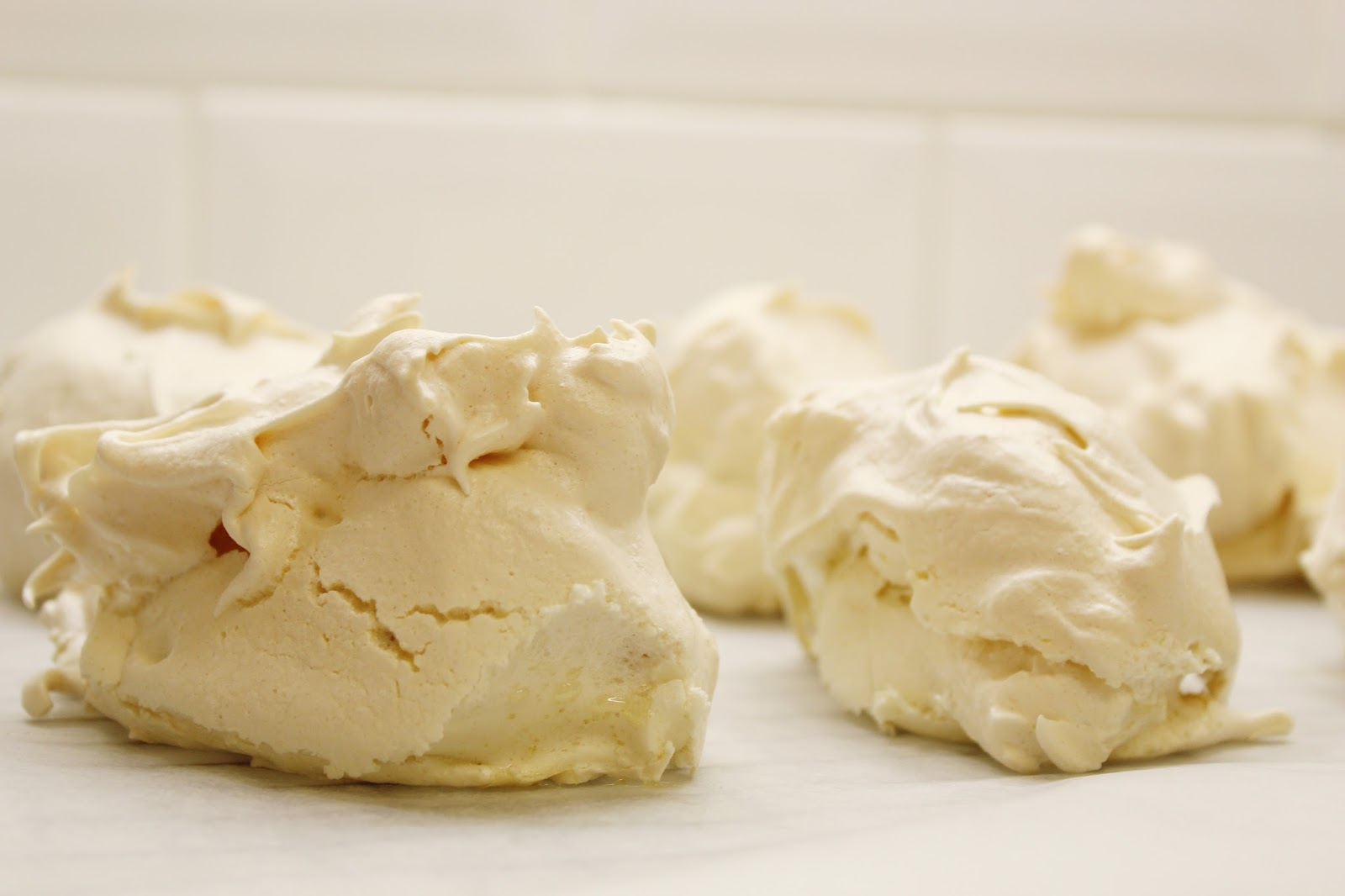 Mary Berry meringue recipe, eton mess or meringue nests