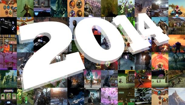 أشهر الألعاب لعام 2014
