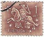 Selo Cavaleiro Medieval