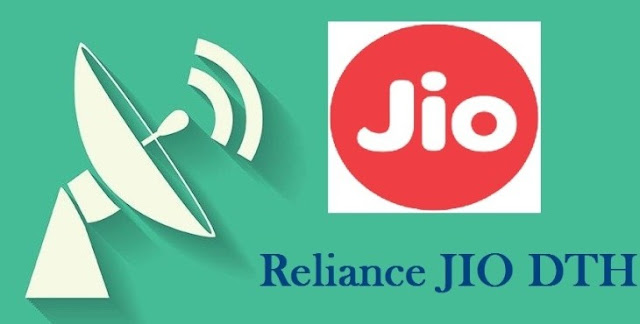 Reliance JIO DTH Dealership